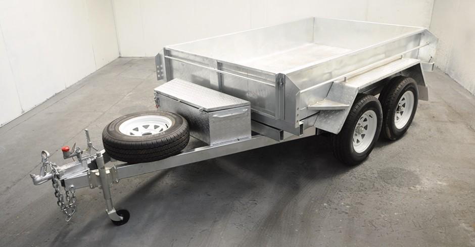 8 x 5 Hydraulic Tipper